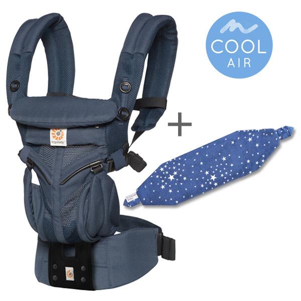 OMNI360 クールエアクミッドナイトブルー専用カバーセット