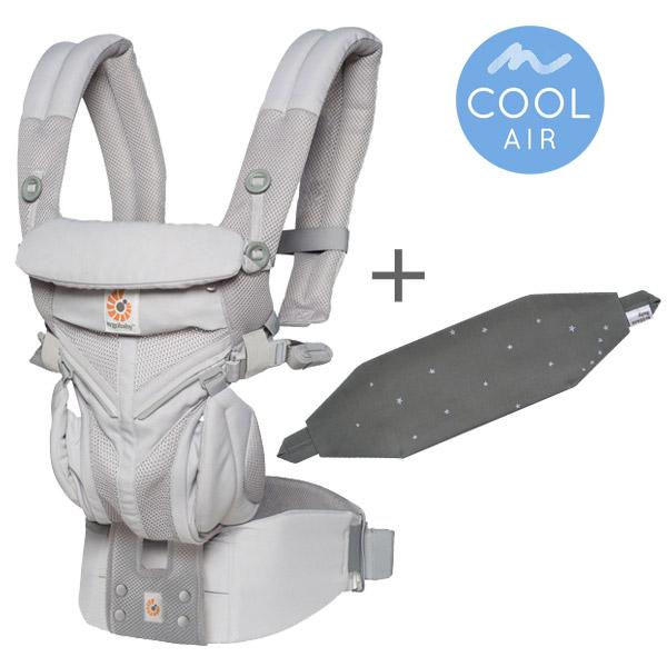 OMNI360 クールエアグレー/ティンクルスターグレー専用カバーセット