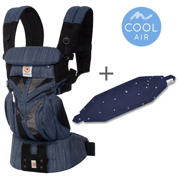 OMNI360 クールエアネイビーミッドナイト専用カバーセット