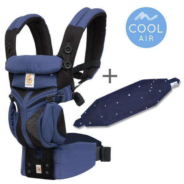 OMNI360 クールエアコバルトブルー専用カバーセット