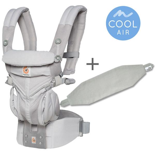 OMNI360 クールエアグレー/パウダーグレー専用カバーセット